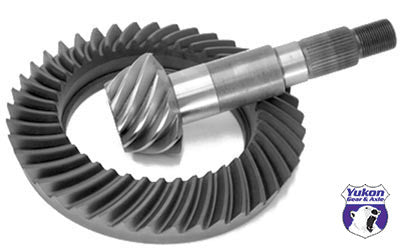 High performance Yukon replacement Ring & Pinion gear set for Dana 80 in a 4.11 ratio