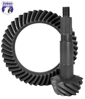 High performance Yukon Ring & Pinion replacement gear set for Dana 44 in a 3.54 ratio