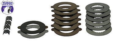 "8.8"" Ford TracLoc clutch set (Carbon), both sides, 2003-2010 Cobra SVT."