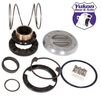 Yukon Hardcore Locking Hub for Dana 60, 35 spline. '99-'04 Ford, 1 side only