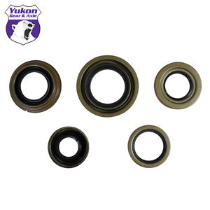 Chrysler 300, Magnum, Charger pinion seal