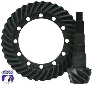 High performance Yukon Ring & Pinion gear set for Toyota Land Cruiser in a 4.11 ratio