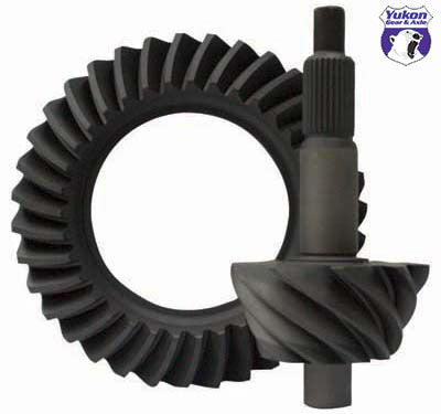 "High performance Yukon Ring & Pinion gear set for Ford 9"" in a 5.00 ratio"