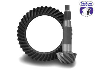High performance Yukon replacement Ring & Pinion gear set for Dana 60 in a 4.56 ratio, thick
