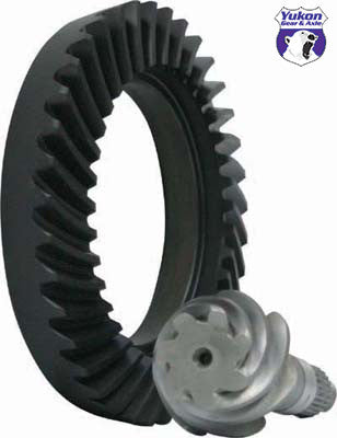 "High performance Yukon Ring & Pinion gear set for Toyota 7.5"" in a 4.56 ratio"