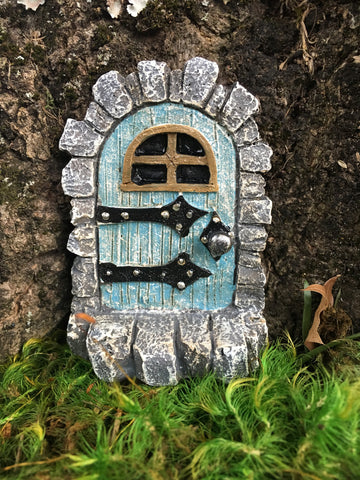 Door, Stone door for Fairy or Gnome