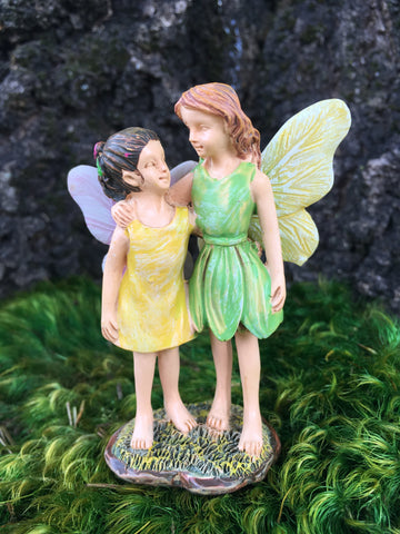 Fairy Standing Sisters