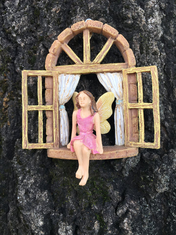 Fairy in Window
