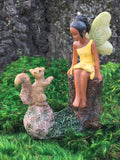 Fairy, Making Friends