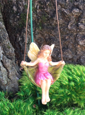 Fairy Swinging