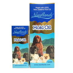 Newflands Hoki Oil | Dog Food Supplements