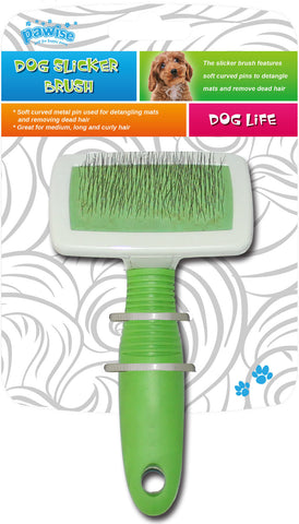 Pawise Dog Slicker Brush | Grooming - 1