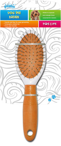 Pawise Dog Pin Brush | Grooming