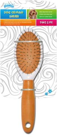 Pawise Dog Double Brush | Grooming