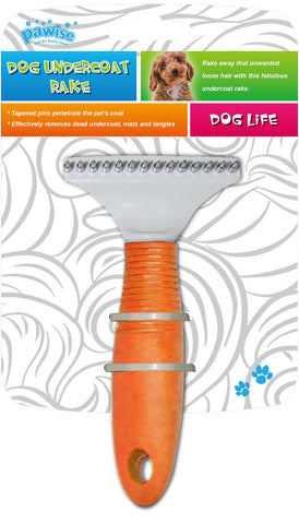 Pawise Dog Undercoat Rake | Grooming - 1