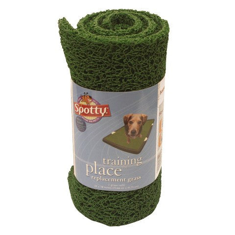 Spotty Training Place Replacement Grass | Toilet Needs