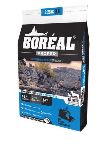 Boréal Proper Ocean Fish Dry Dog Food