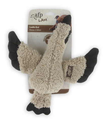 "AFP Lambswool - 10"" Cuddle Bird 