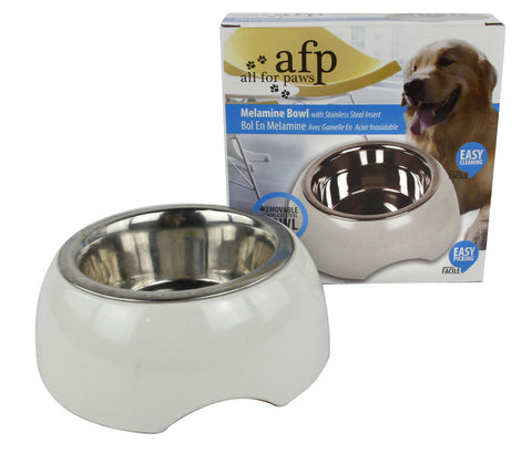 AFP Melamine Stainless Steel Bowl | Accessories
