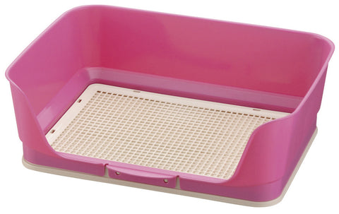 Richell - Enclosed Toilet Trays Regular | Toilet Needs - 1