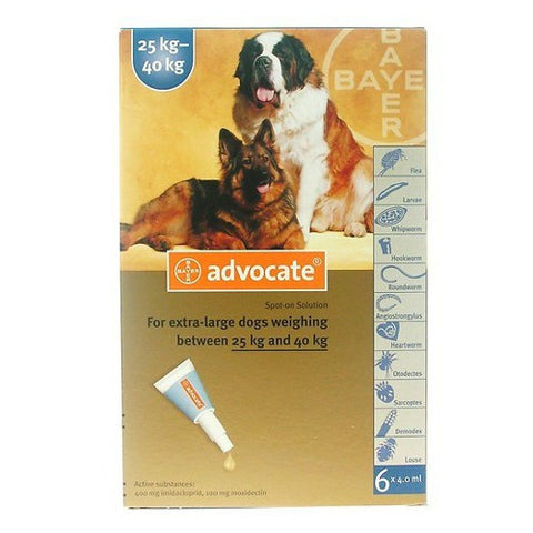Advocate For Large Dogs 25-40kg | Grooming