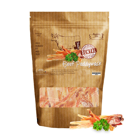 Absolute Bites - Air Dried Beef Paddywhack (260g) | Treats