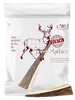 Absolute Bites Half Deer Antlers Dental Chew | Treats - 2