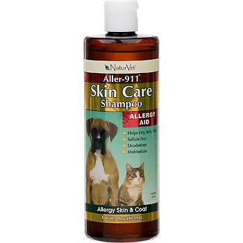 NaturVet Aller 911 Hot Spot Foam | Canine Supplements