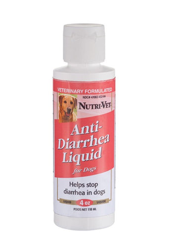 NutriVet Anti-Diarrhea Liquid (Dogs) | Canine Supplements