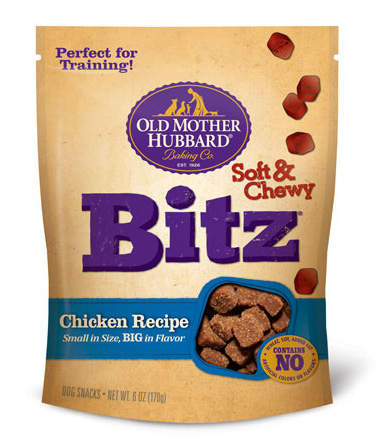 Old Mother Hubbard BITZ Peanut Butter Treats 6oz | Treats