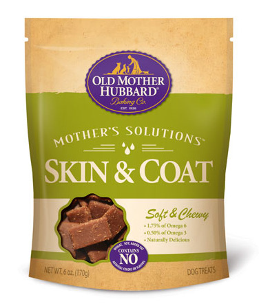 Old Mother Hubbard Skin & Coat Treats 6oz | Treats