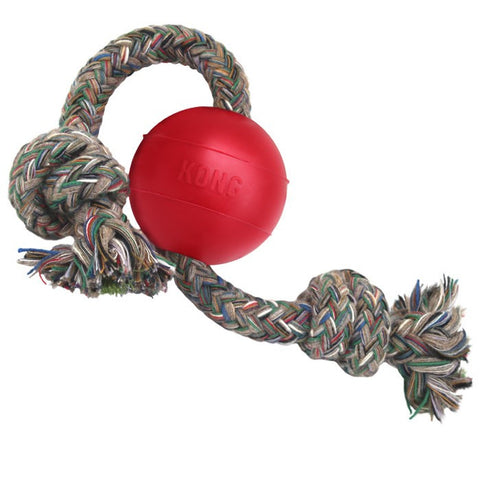 Kong Ball With Rope | Toy