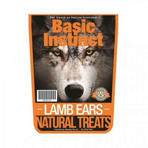 Basic Instinct Lamb Ears | Treats - 1