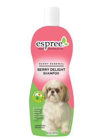 Espree Berry Delight Shampoo | Grooming