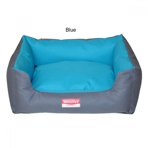 MiniPet Water Resistant Pet Bed - Medium | Accessories - 1
