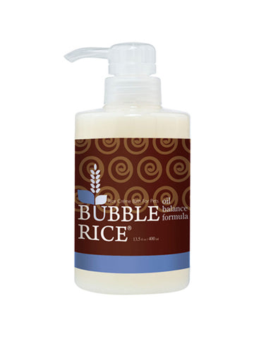 Bubble Rice Oil Balance | Grooming