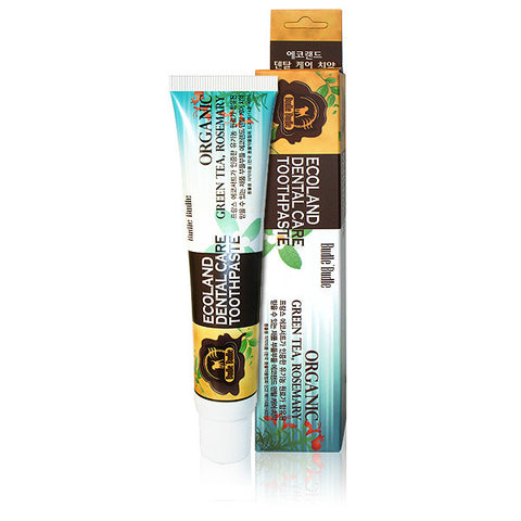 Budle Budle - Ecoland Dental Care Toothpaste (Organic) | Grooming