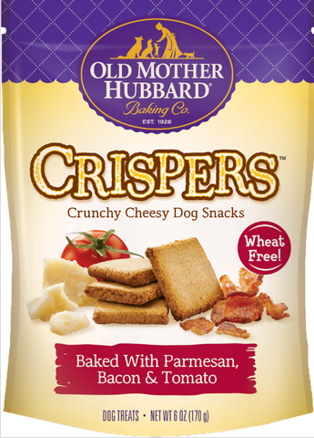 Old Mother Hubbard Crispers Bacon & Tomato 6oz | Treats