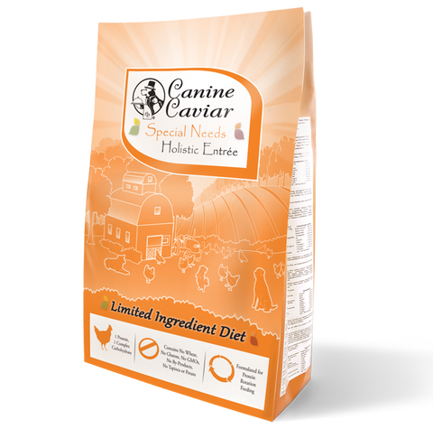 Canine Caviar - Special Needs Dinner Dry Dog Formula | Dog Dry Food