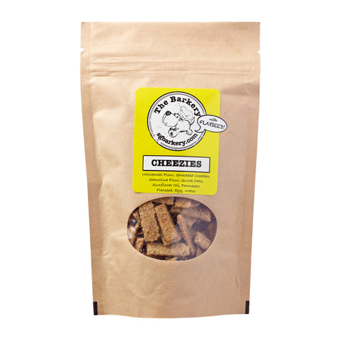 The Barkery Singapore - Cheezies Biscuits (120g) | Treats - 1