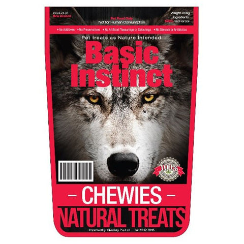 Basic Instinct Chewies | Treats - 1