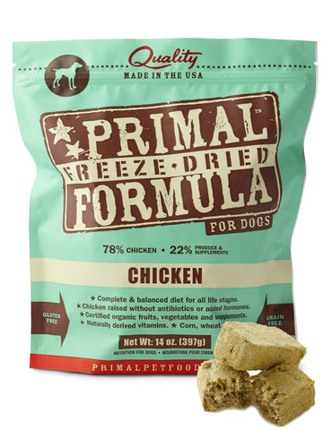 Primal Canine Chicken Formula (Freeze Dried) | Freeze Dried Food - 2