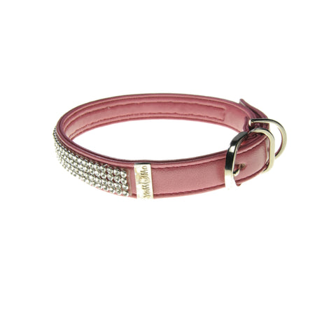 Bling Fashion Collar (Summer Pink) | Accessories