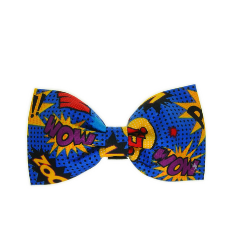 Handmade For Pets - Comics Bowtie | Fashion