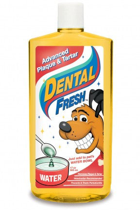 Dental Fresh Advanced Plaque & Tartar – 17oz | Grooming