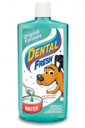 Dental Fresh Orginal Formula – 17oz | Grooming