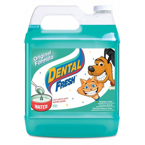 Dental Fresh Orginal Formula – 1 Gallon | Grooming