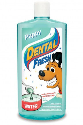 Dental Fresh Puppy – 17oz | Grooming