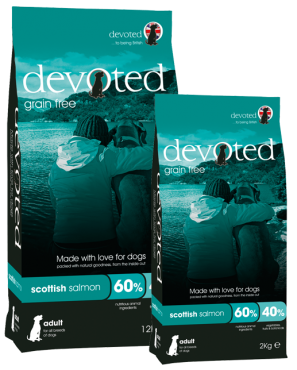 Devoted Scottish Salmon (Grain Free) | Dog Dry Food
