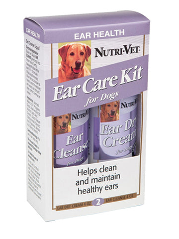 NutriVet Ear Care Kit | Grooming